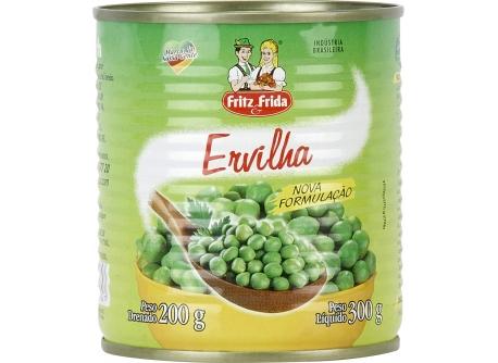 ERVILHA EM CONSERVA 200G
