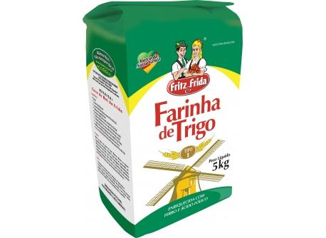 FARINHA DE TRIGO T-1 5KG