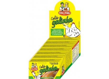 CALDO DE GALINHA 57G