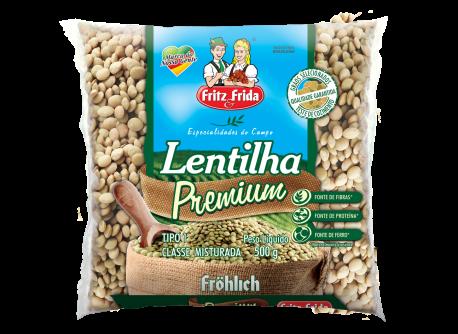 LENTILHA PREMIUM 500G