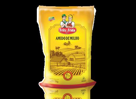 AMIDO DE MILHO FRITZ FRIDA 1 KG