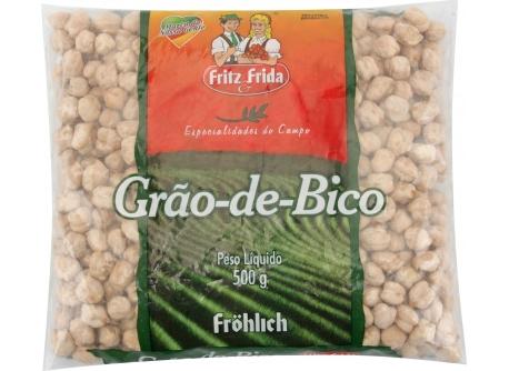 GRÃO-DE-BICO 500G