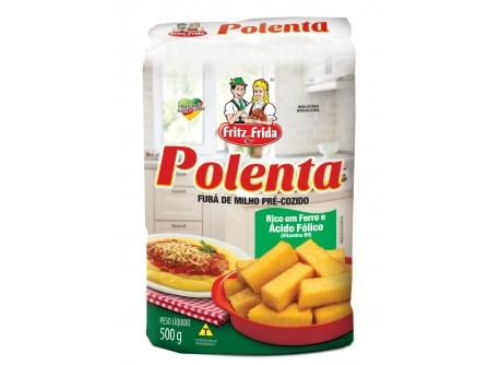 POLENTA INSTANTÂNEA 500G