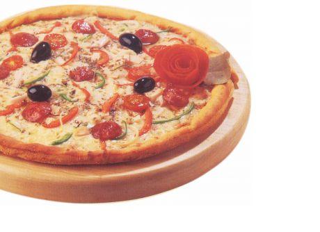 Massa de Pizza Econômica