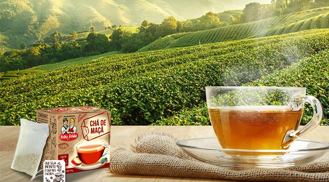 Linha de chás da Fritz & Frida ganha nova embalagem