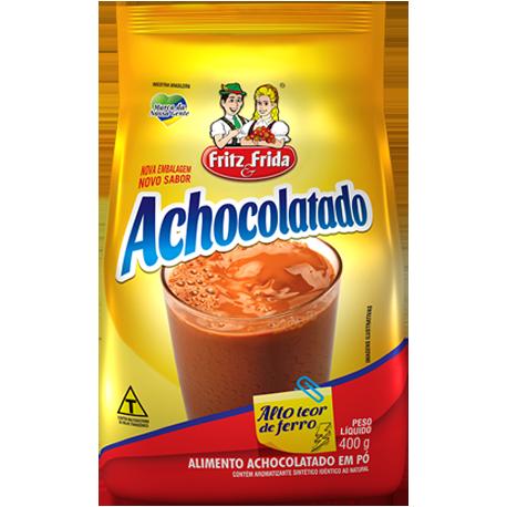 ACHOCOLATADO SACHE 400G