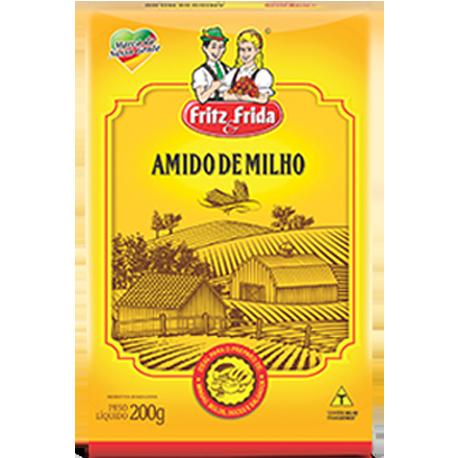 AMIDO DE MILHO FRITZ FRIDA 200G