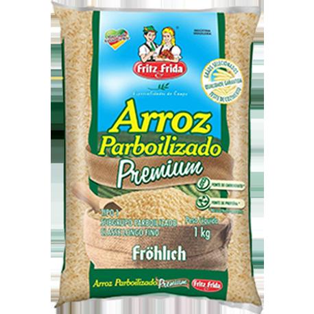 ARROZ PARBOILIZADO 1KG