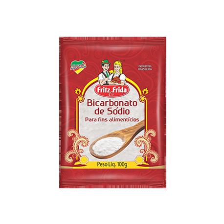 BICARBONATO DE SODIO 100G