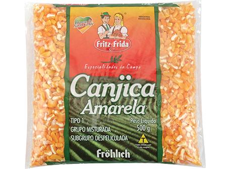 CANJICA AMARELA 500G