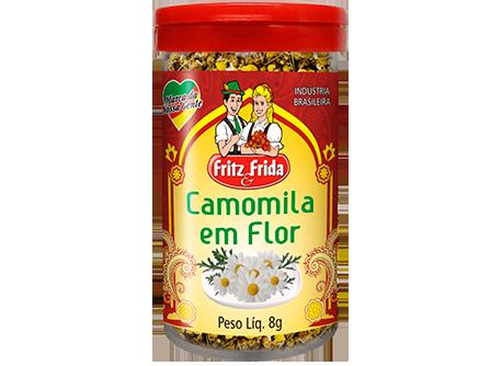 POTE CHÁ CAMOMILA 8G