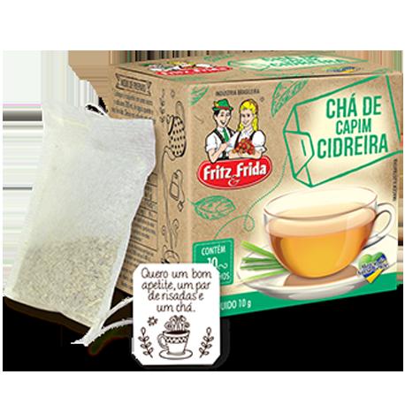 CHÁ DE CIDREIRA 10G