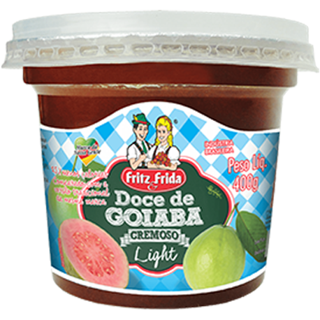 DOCE DE GOIABA LIGHT 400G