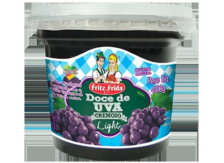 DOCE DE UVA LIGHT 400G