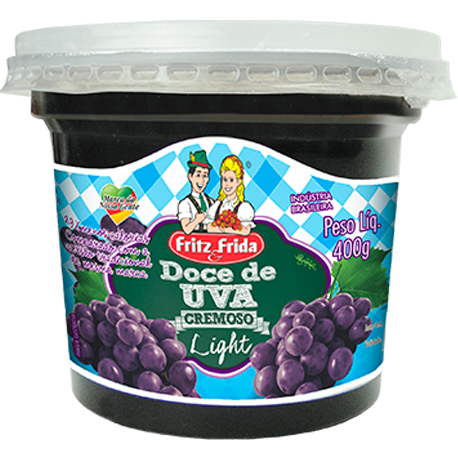DOCE DE UVA LIGHT 400G