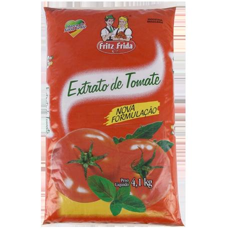 EXTRATO DE TOMATE BAG 4100G