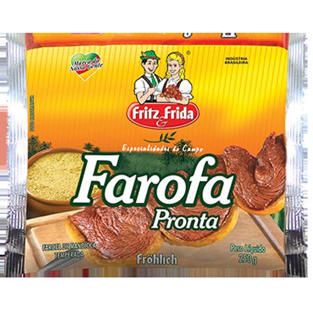 FAROFA DE MANDIOCA 250G