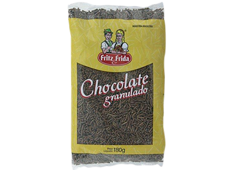 CHOCOLATE GRANULADO 180G