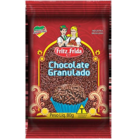 CHOCOLATE GRANULADO 80G