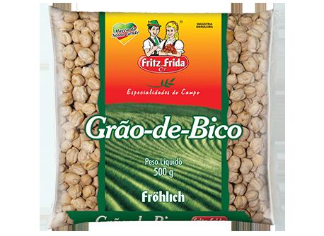 GRAO DE BICO PREMIUM FRITZ&FRIDA 500G