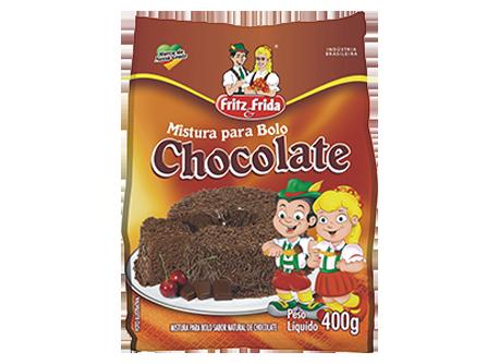 MISTURA PARA BOLO DE CHOCOLATE 400G