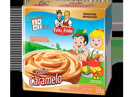 PUDIM DE CARAMELO 1KG
