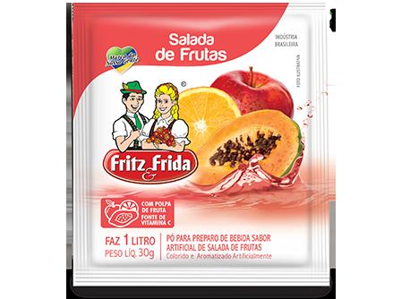 REFRESCO DE SALADA DE FRUTAS 30G