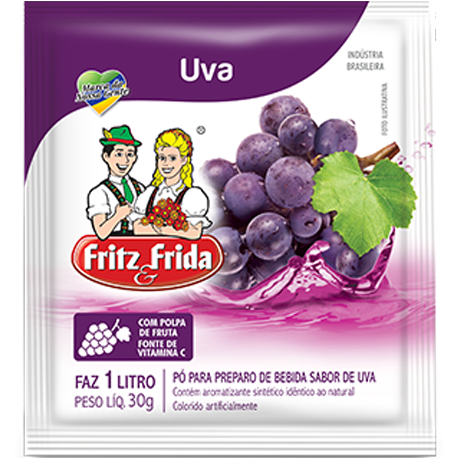 REFRESCO DE UVA 30G