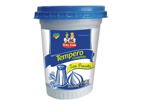 TEMPERO COMPLETO SEM PIMENTA 230G